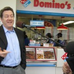 Best buy taps Domino's CEO for board
