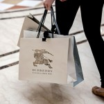 Burberry sees difficult luxury environment as profit slumps