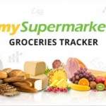 Supermarket shopping baskets 5% cheaper in January than a year ago