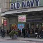 Old Navy sales boost Gap Inc. in Q4