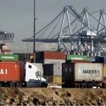 West Coast Ports Get Creative As Cargo Piles Up