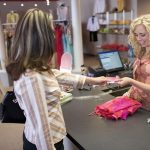 Retail Employment Up