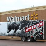 Walmart Brings Back 'Retail-tainment' With Bull Riders and All