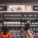 This is Amazon's grocery store of the future: No cashiers, no registers, and no lines