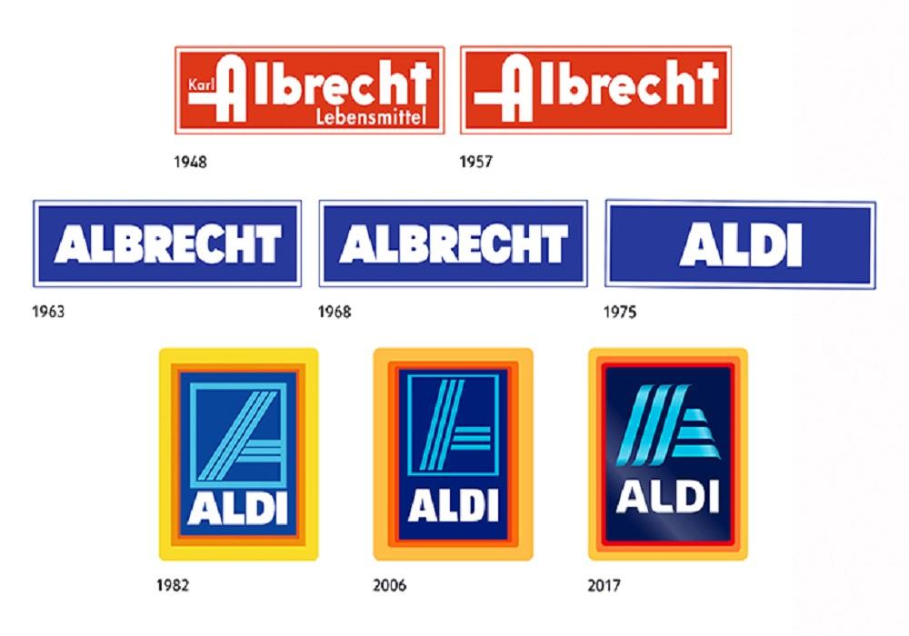 Aldi 'modernizes' logo to match store changes