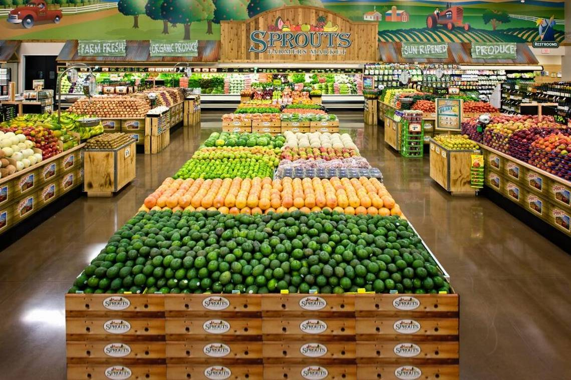 Albertsons Said To Weigh Merger With Organic Grocer Sprouts
