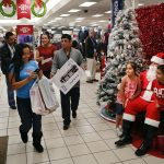 Trade Group Predicts U.S. Holiday Sales will Rise by at least 3.6 Percent