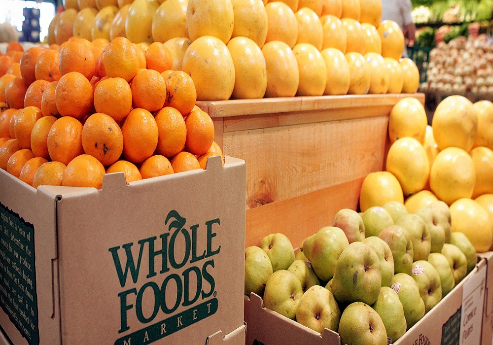Whole Foods Market No Grocery Service