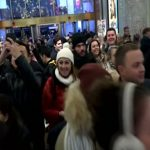 Violence and mayhem as US shoppers are predicted to spend $26 billion at Black Friday sales