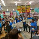 """Toys """"R"""" Us Workers Take Pay Demands To Wall Street"""