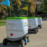 PepsiCo Sees Future In Artificial Intelligence After Launching Snack-Delivery Robot
