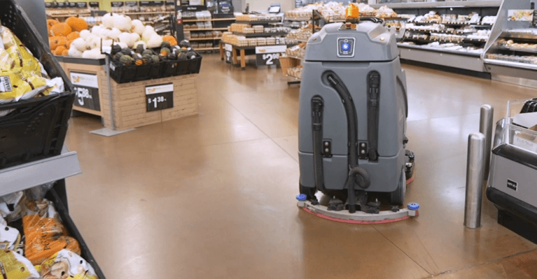 Walmart To Expand In Store Use Of Robots Automation