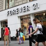 Apparel giant Forever 21 exploring restructuring as retail continues to take hits