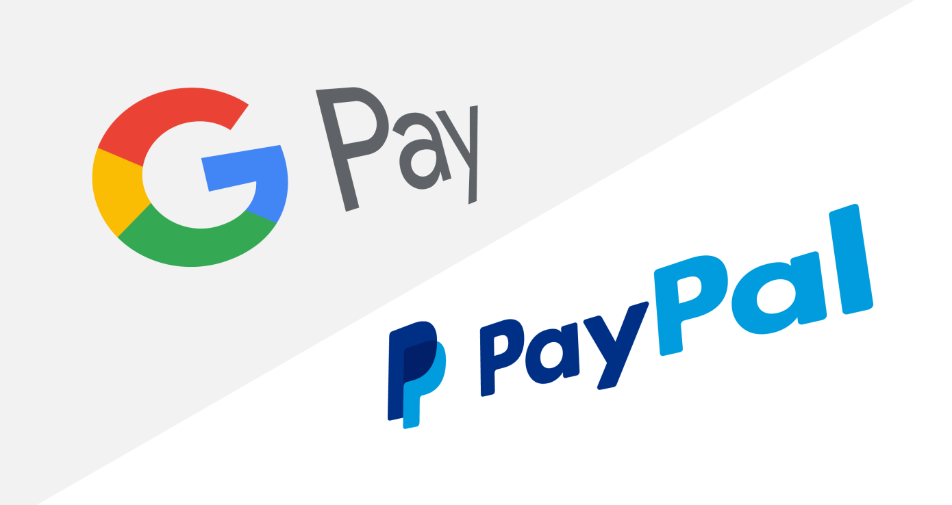 google pay expands its integration with paypal to online. Black Bedroom Furniture Sets. Home Design Ideas