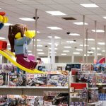 Toys R US Making a Comeback via Archrival Target