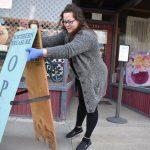 As Stores Reopen in Rural U.S. Towns, Coronavirus Fears Seem Far Away