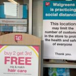 Walgreens Suffers $700 Million Hit From Coronavirus 'Stay At Home' Orders