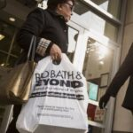 Retail Bed Bath & Beyond to Close 200 Stores Over 2 Years as Sales Fall Almost 50% During Pandemic