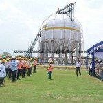 Disaster management drill at BPCL