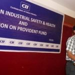 CII session on 'Industrial safety, and health'