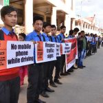 School observes road safety week