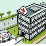 Fire-fighting mechanism missing in 641 hospitals