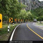 Black spots on highways eclipse road safety