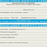 Why this road user ID card will change health systems forever